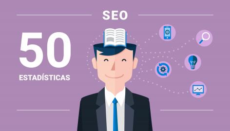 Vista preliminar: 50 estadísticas SEO que debes conocer