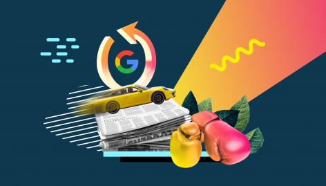 Visualização: Notícias do Google: Novembro 2019