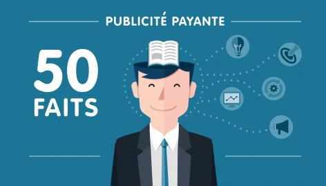 Aperçu : 50 faits incontournables pour votre stratégie de Publicité Payante en 2018