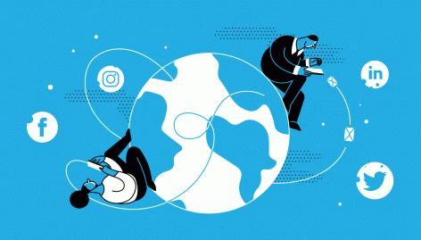 Preview: Global Social Media Marketing with SEMrush