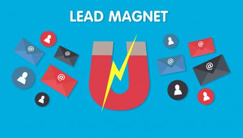 Aperçu : Content Marketing : comment attirer des prospects grâce aux lead magnets ?