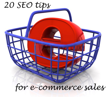 Preview: 20 Strategic SEO Tips to Increase E-Commerce Sales