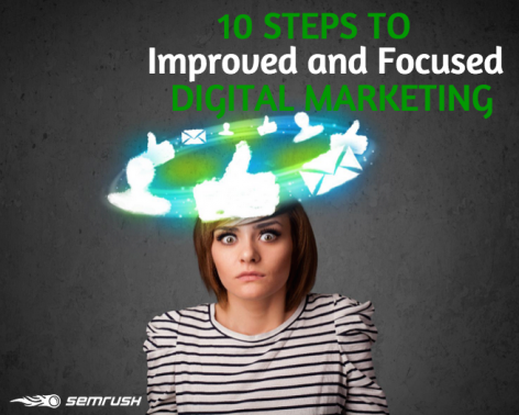 Preview: 10 Steps to Improved and Focused Social Media Marketing