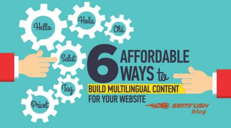 Preview: 6 Affordable Ways to Build Multilingual Content for Your Website