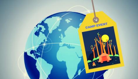 """Anteprima: Event Marketing: il nuovo trend si chiama """"CAMP"""""""
