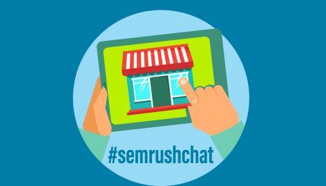 Preview: E-commerce Website Analysis #semrushchat