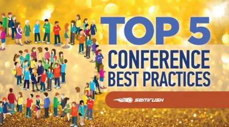 Preview: Top 5 Conference Best Practices