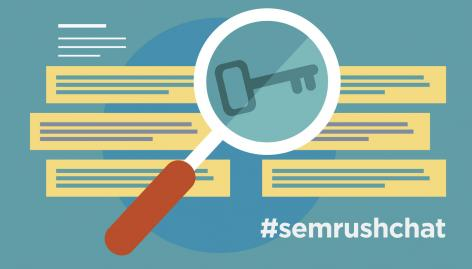 Preview: Keyword Research Challenges and How to Master Them In 2017 #semrushchat