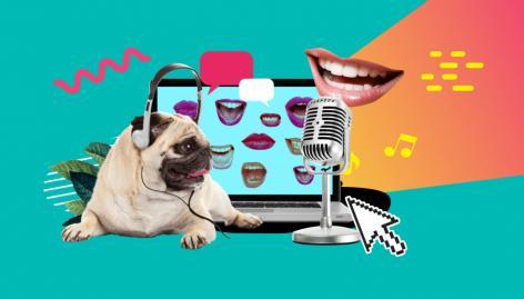 Vorschau: Tone of Voice: Wie Sie Ihre Markenstimme definieren – Infografiken & Beispiele