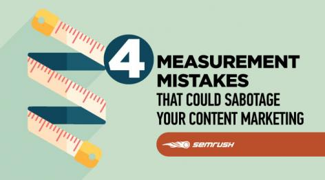 Preview: 4 Measurement Mistakes That Could Sabotage Your Content Marketing