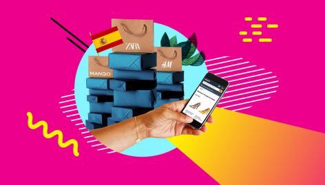 Vista preliminar: Sitios web de comercio electrónico más populares: estudio SEMrush