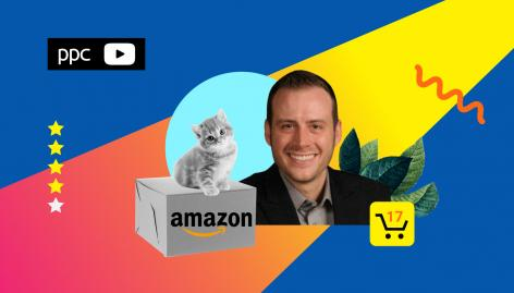 Preview: Weekly Wisdom with Evan Facinger: Improve Product Ranking with Amazon Advertising