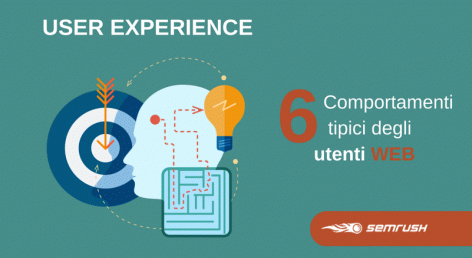 Anteprima: User Experience: 6 cose che devi sapere sui tuoi utenti