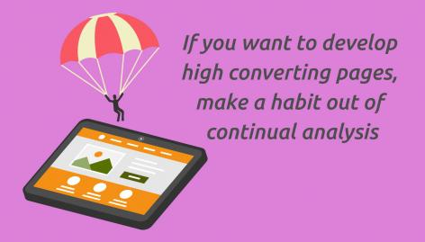 Preview: 4 Characteristics High Converting Landing Pages Have in Common