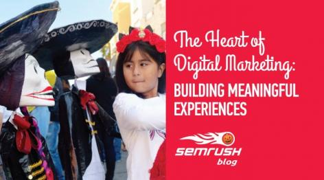 Preview: The Heart of Digital Marketing: Building Meaningful Experiences