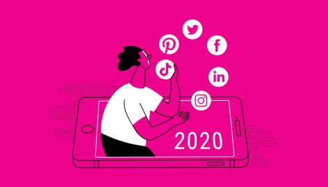 Aperçu : Stratégie Social Media : quel réseau social choisir en 2020 ?