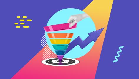 Vista preliminar: Funnel de ventas: qué es y cómo diseñarlo para atraer clientes y aumentar ventas