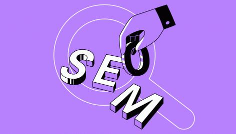 Aperçu : SEO vs. SEM : quelle différence et quel impact pour vous ?