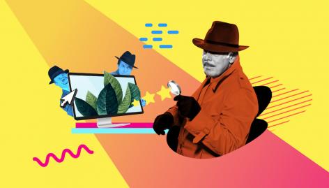 Anteprima: Come trovare i tuoi competitor online usando SEMrush