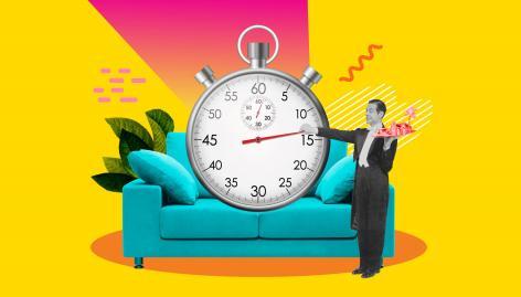 Vista preliminar: ¿Cómo mejorar el tiempo de permanencia en una página web? El arte de recibir visitas