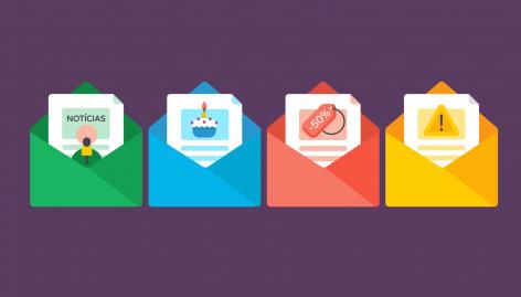 Visualização: 4 tipos de email marketing que a sua empresa deve ter
