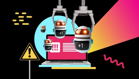 Vista preliminar: Bots generadores de tráfico: ¿cómo afectan a tu web?