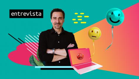 Vista preliminar: Customer experience: entrevista con Jesús Alcoba