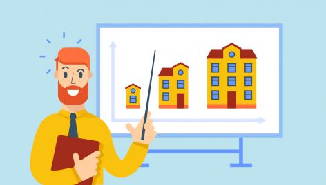 Anteprima: 5 argomenti da trattare su un blog immobiliare per vendere di più