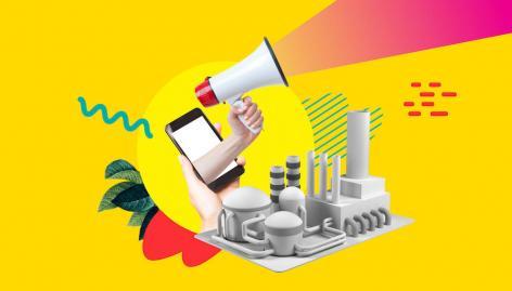 Anteprima: Il marketing digitale per le aziende industriali e manifatturiere
