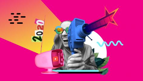 Visualização: Tendências de Vídeo Marketing para sua Estratégia de 2020