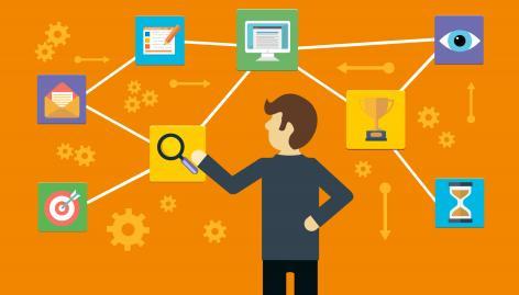 Visualização: Como integrar as estratégias de SEO com marketing de conteúdo?