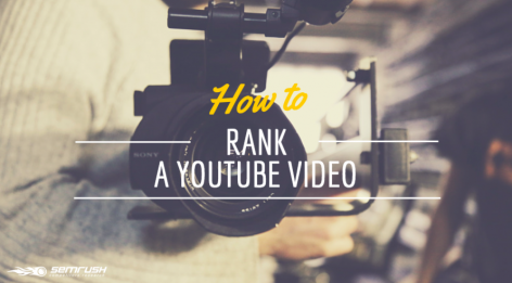 Preview: How to Rank a YouTube Video