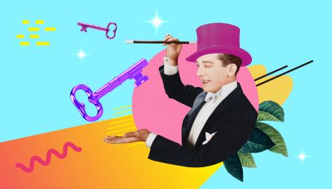 Anteprima: Trova le parole chiave giuste con Keyword Magic Tool