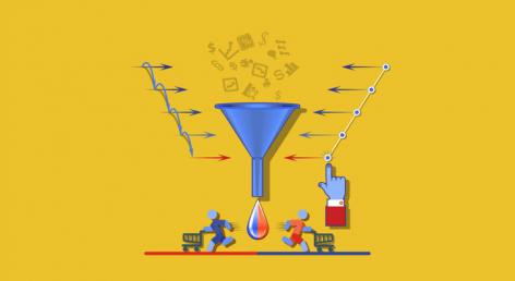 Anteprima: Conversion funnel: dall'acquisizione di leads alle vendite