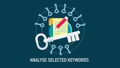 Preview: Check The List: Exporting Select Keywords in SEMrush