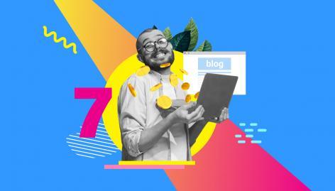 Aperçu : Monétiser son blog : 7 techniques efficaces en peu de temps !