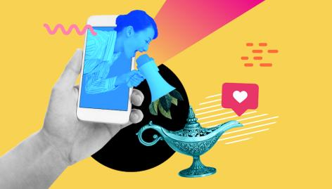 Anteprima: Cosa postare su Instagram per attirare follower? 10 idee (con esempi)