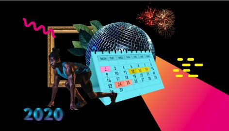Anteprima: Calendario 2020 degli eventi per Social Media Manager
