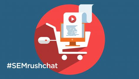 Preview: How to Align Content Marketing with the Buyer's Journey #SEMrushchat