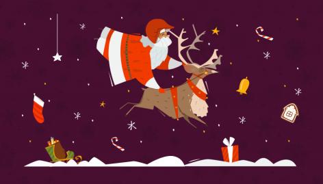 Visualização: Batalha de Palavras-chave: Edição de Natal
