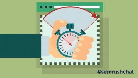 Preview: Site Speed Optimization Techniques #semrushchat