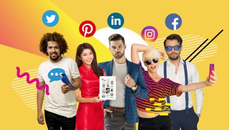 Vista preliminar: Kit de herramientas para social media de SEMrush: cómo usarlo en RRSS