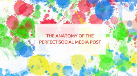 Preview: Anatomy of a Perfect Social Media Post