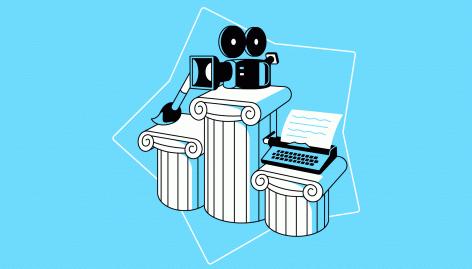 Aperçu : Création de contenu : les meilleurs outils et ressources