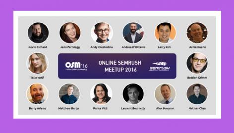 Anteprima: OSM: Partecipa al Meetup con i Big del Content Marketing