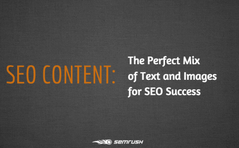 Preview: SEO Content: The Perfect Mix of Text and Images for SEO Success