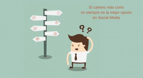Vista preliminar: Social Media - Prácticas obsoletas a evitar | SEMrush