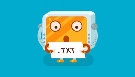 Anteprima: Guida rapida alla scrittura di un file Robots.txt