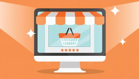 Vorschau: Die 25 populärsten E-Commerce Domains auf Google.de