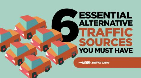 Preview: 6 Essential Alternative Traffic Sources You Must Have